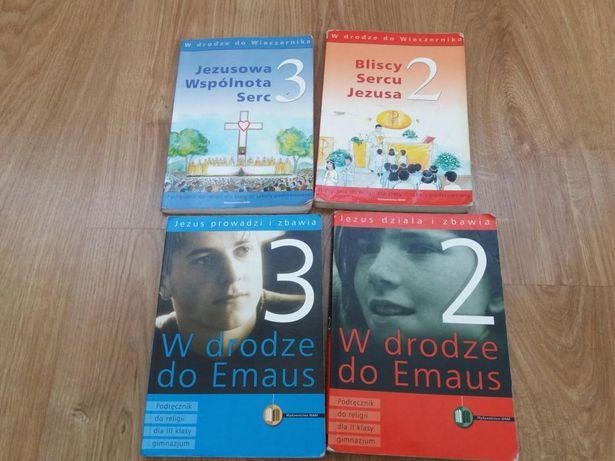 Podręczniki szkolne do religii
