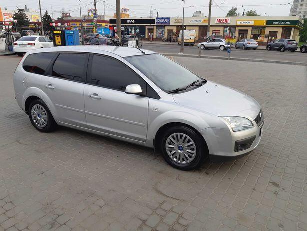 Ford Focus 2 2006 год 1.6 Газ/Бензие Серый