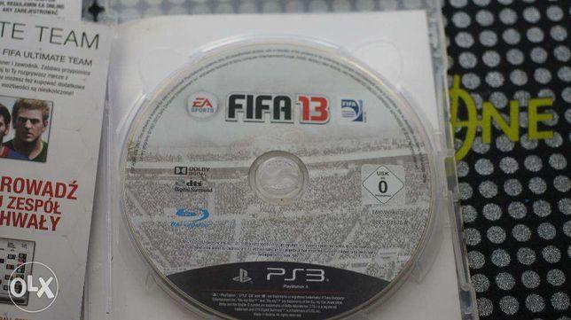 FIFA 13 na Sony Play Station 3.