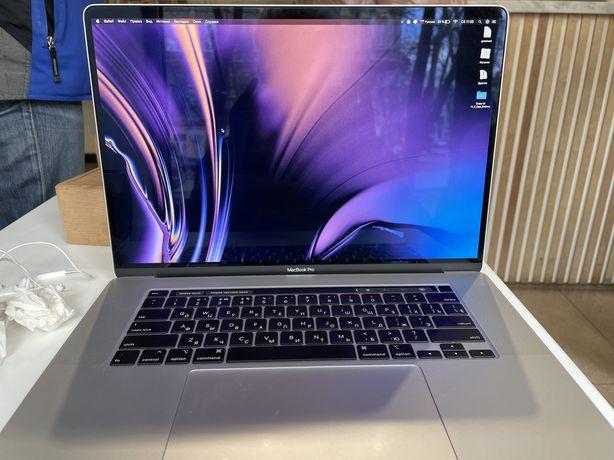 "СРОЧНО! Macbook Pro 16"" touch bar JVVL2 i7/16/512/4"