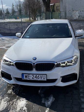 BMW Seria 5 520d xDrive E30 Salon Polska