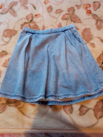 Spódnica dżinsowa Reserved