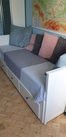 Łózko Hemnes z IKEA