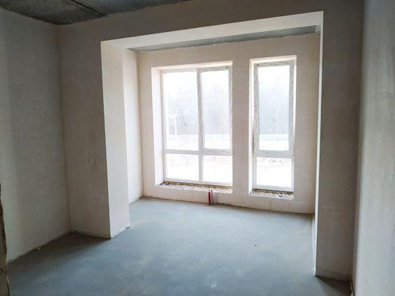 Продам квартиру, евродвушку в малоэтажном доме. Индив. отопление. Лес