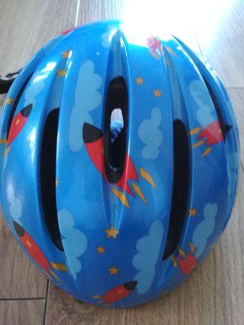 Kask rowerowy rozmiar 46-50