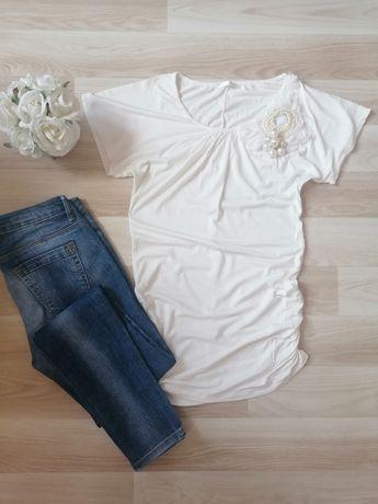 Bluzka/tunika dla kobiety w ciąży.