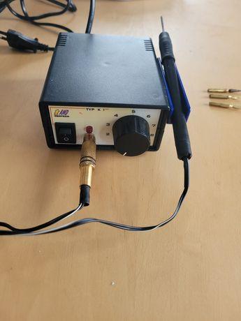 Nożyk elektryczny do wosku