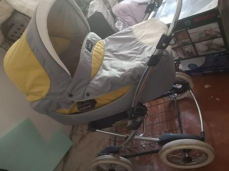 Классическая коляска-люлька Peg Perego