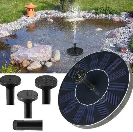 Фонтан на солнечной батарее 16 см