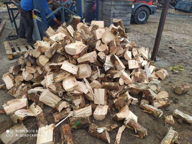 Tanie drewno opałowe..