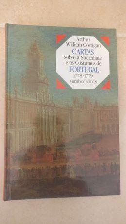 Cartas sobre a Sociedade e os Costumes de Portugal 1778 a 1779