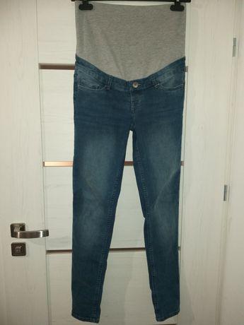 Jeansy ciążowe super skinny fit 36 S