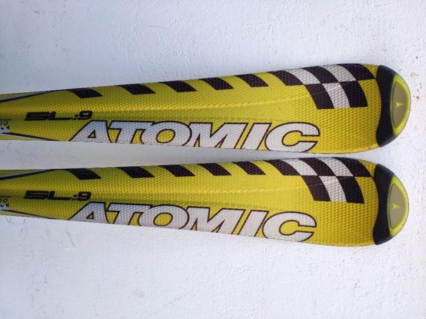 narty legendarne ATOMIC SL9 160cm r11,5
