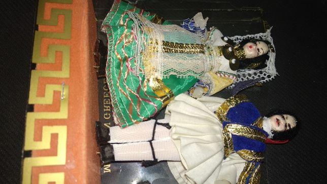 куклы пара греция национальный костюм девушка и парень