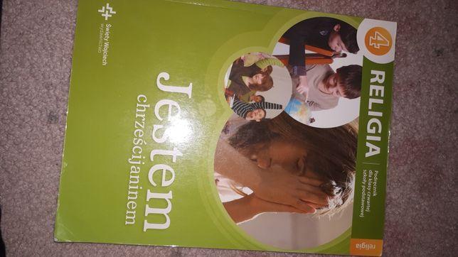 Książka dla 4 klasisty z religii