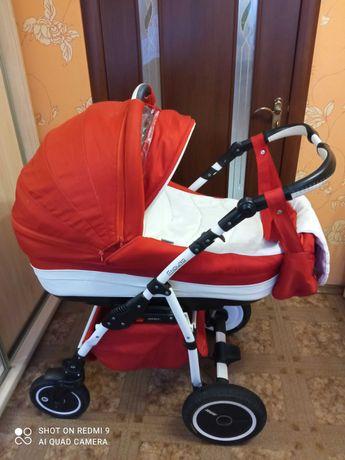 Продам детскую коляску Adamex Enduro 2в1