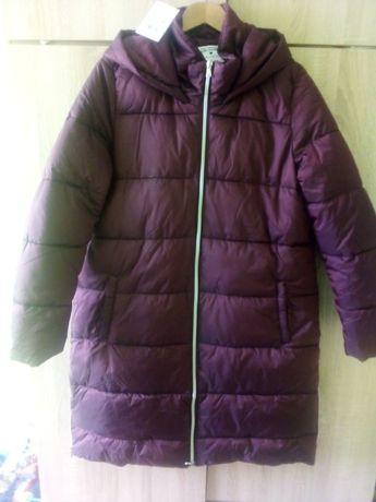 NOWY Płaszcz zimowy Xl