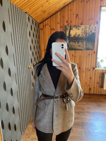 Пиджак теплый удлиненный  KotonMix