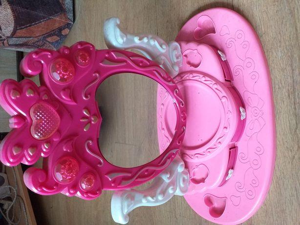 Toaletka dla dziewczynki ksiezniczki