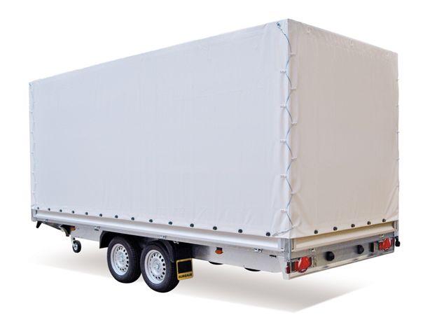 Двухосный прицеп, документы на лафет ВЕ , 2500 кг