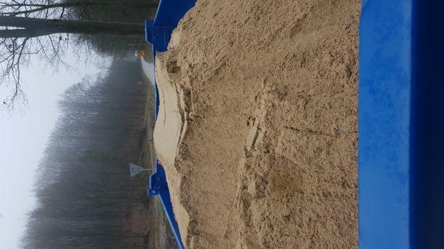 Żwir piasek ziemia ogrodowa kamień tłuczeń z dowozem do klienta