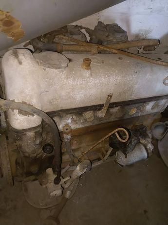 Motor Mercedes w180 230  com carburadores zenith