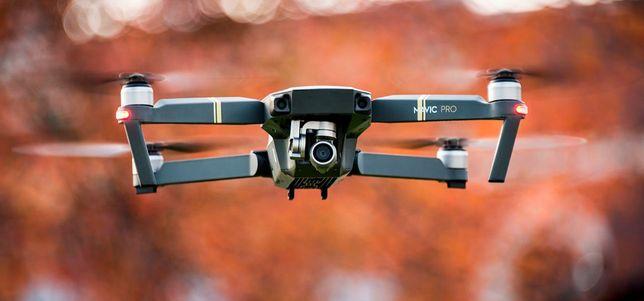 фото відеозйомка дроном mavic Pro 4K