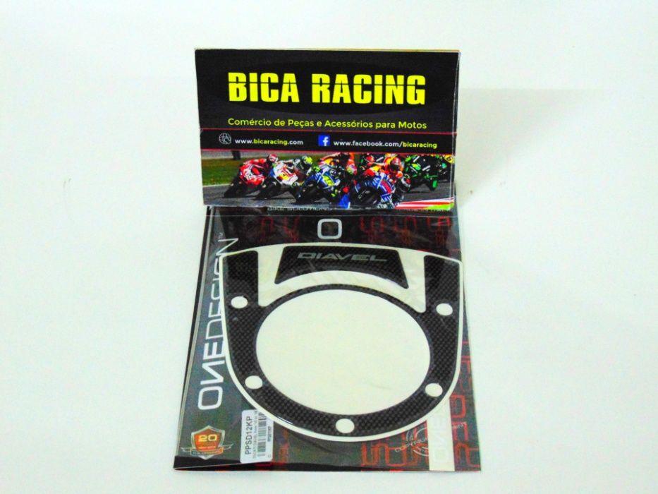 Protector de tampa Ducati Diavel made in italy