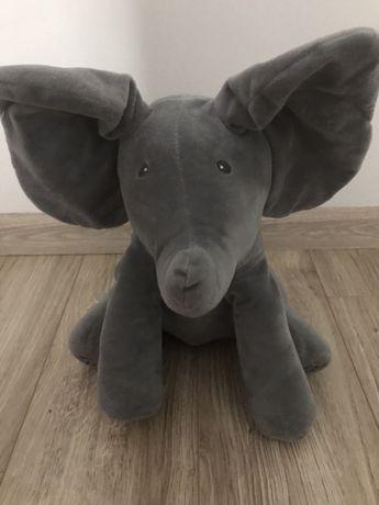 Słoń zabawka interaktywna