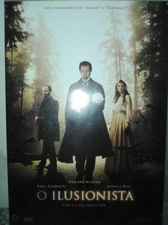 Filme DVD O Ilusionista Ano 2007