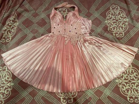 Шикарное эксклюзивное нарядное платье на свадьбу, фотосессию сваровски