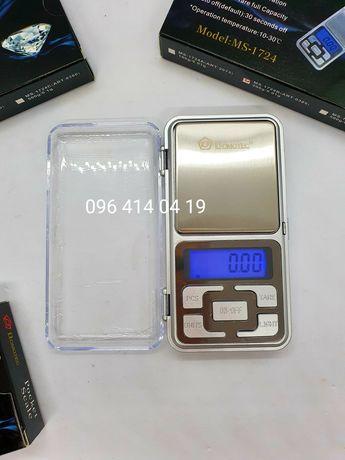 Весы ювелирные высокоточные карманные 0,01 - 200 гр