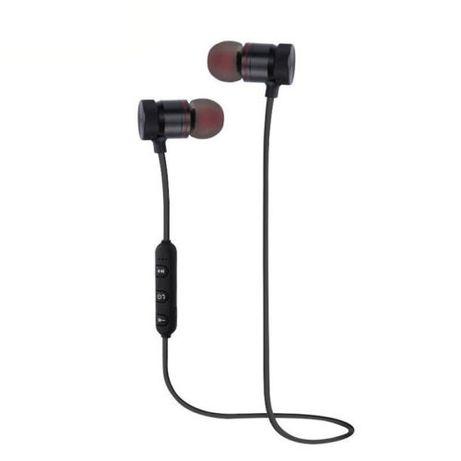 Fones Ouvido Bluetooth Magnéticos - NOVOS