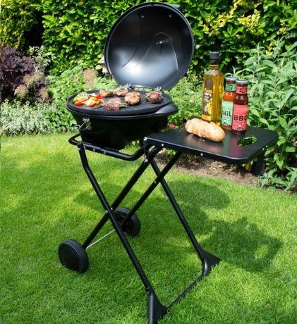 Elektryczny grill na kółkach Suntec BBQ-9493
