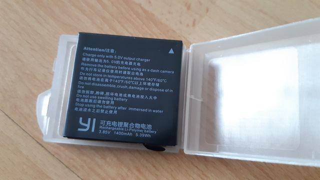 Bateria AZ16-1 do Xiaoyi Xiaomi Yi 4K plus, YI 4K, YI LITE NOWA