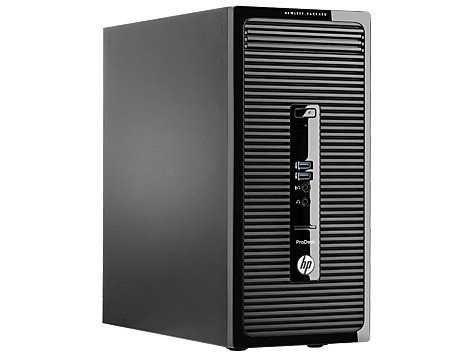 Компьютер ПК Системный блок HP 400 G2 MT i7 4790К RAM 16Gb/SSD 750gb