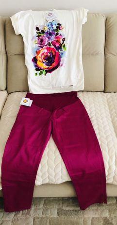 Spodnie ciążowe NOWE S / 36