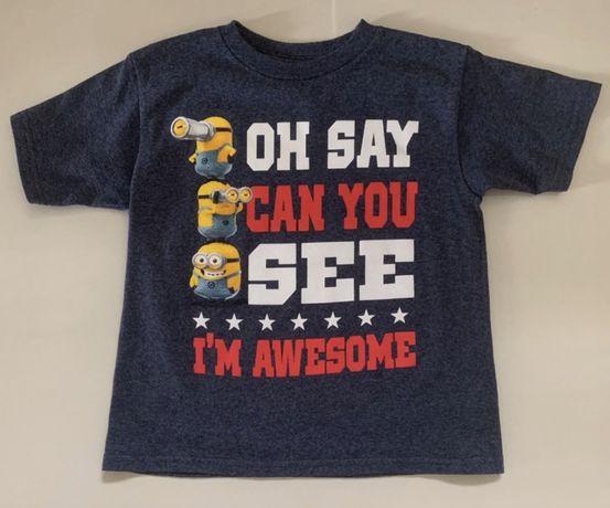 T-shirt Minionki