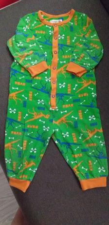 Piżamka do spania dla chłopca roz.80