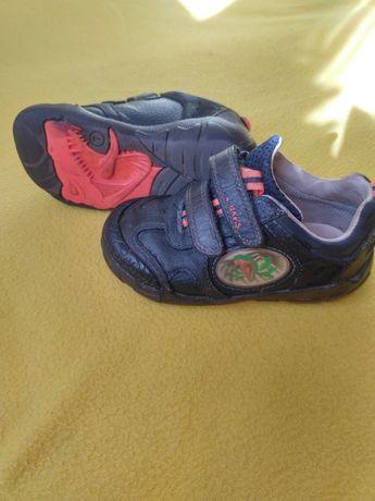 Туфли демисизонные кожаные Clarks 24-25 р.