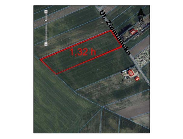 Działka 1,32 ha Gorzów Wlkp