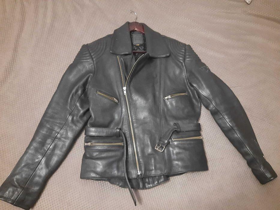 Skórzana kurtka motocyklowa xl 42 Jordanów Śląski - image 1