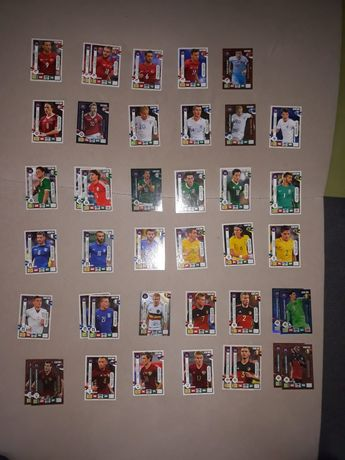 Karty Topps Match Attax Champions Leauge