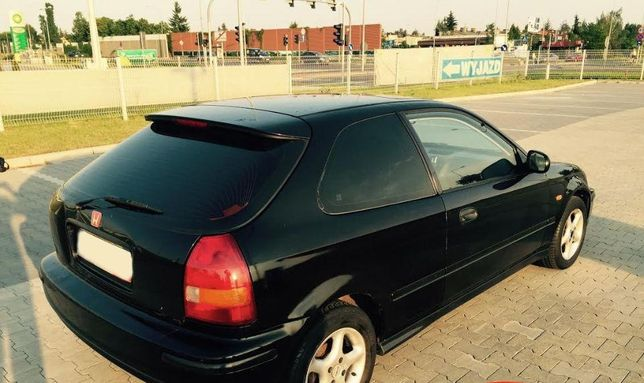 Продам спойлер Honda civic OEM (Ek, eg, 6th)