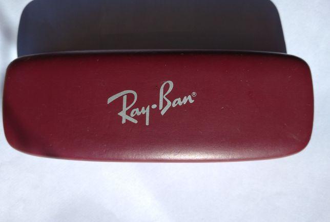 Oprawki i etui dziecięce firmy Ray Ban
