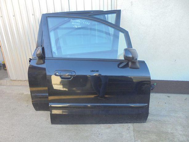 Drzwi prawe przednie kompletne Mazda Premacy lift 16W