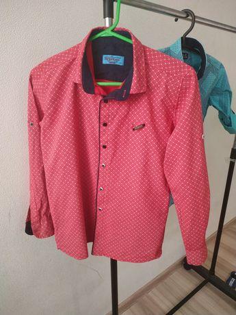 Турецкая рубашка 8-10лет