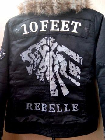 Модная куртка -косуха