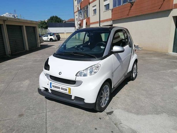 Smart ForTwo 0.8 Cdi Passion 54 Diesel