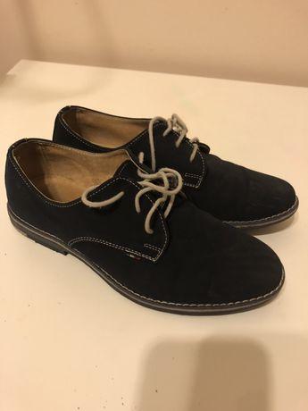 Buty komunijne eleganckie chłopięce rozmiar 33